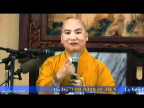 Phat Phap Van Dap - Ky 6 - Thích Phước Tiến (10-2009)