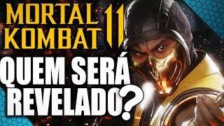 🔴 MORTAL KOMBAT 11 - TODAS AS REVELAÇÕES DO NOVO KOMBAT CAST!