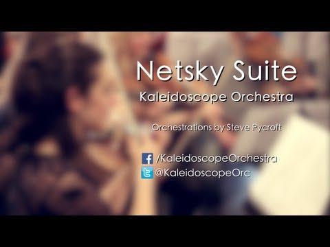 Netsky Orchestra Suite Kaleidoscope Orchestra