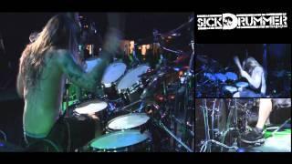 Septicflesh - Five Pointed Star - Fotis Benardo filmed in June 2011