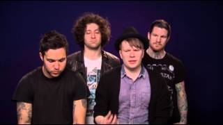 Fall Out Boy Out to 39;Save Rock and Roll39;