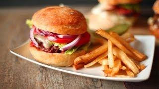 Rezept: Original amerikanische Hamburger selber machen