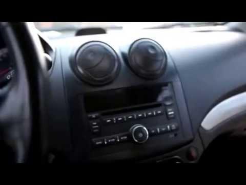 youtube замена штатной магнитолы на chevrolet авео