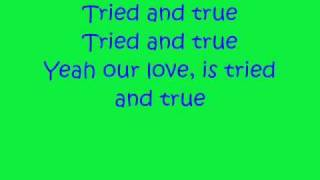 Avenue 52 and Thomas Fiss Tried and True w/ Lyrics YouTube Videos