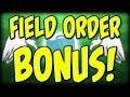 Field Order Resupply Bonus! (Call of Duty Ghosts Field Order Tip)