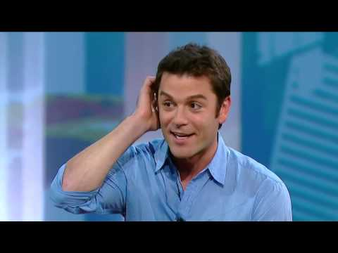 Yannick Bisson On George Stroumboulopoulos Tonight: