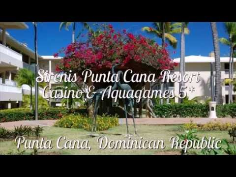 Sirenis Punta Cana Resort Casino & Aquagames 5 Пунта Кана, Доминикана