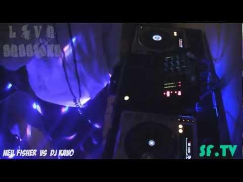 SF.TV Live Sessions // Neil Fisher Vs DJ Kavo // Classic Bounce