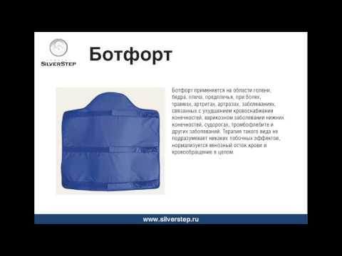 Продукция SilverStep и её практическое применение