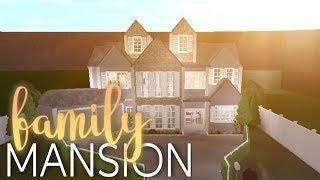 Roblox | Bloxburg: Family Mansion 113k