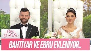 Bahtiyar ve Ebru evlendi - Esra Erol'da 9 Şubat 2018