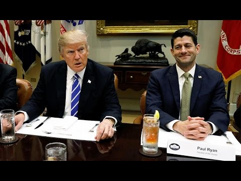 Trump to Republicans: If Your Healthcare Plan Fails, I'll Blame Democrats