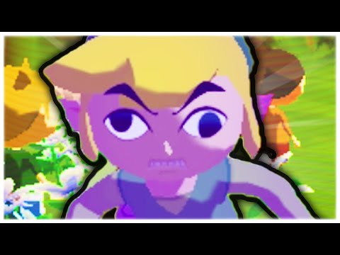Wind Waker HACKED - Part 4 (TSUNAMI MISSILE!)