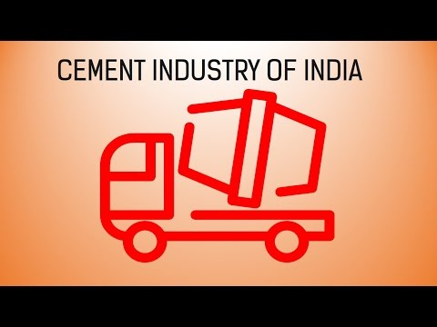 Cement Industry in India  Indian Cement Industry important for exam