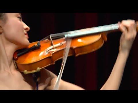 W. A. Mozart Violin Concerto No. 3: 1st movement | Sumina Studer & Nicola Eimer