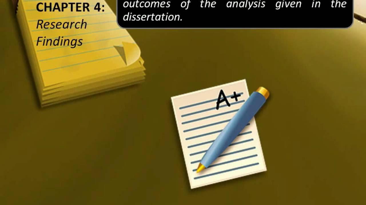 qualitative dissertation outline