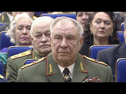 Ушел из жизни бывший министр обороны СССР, маршал Дмитрий Язов.
