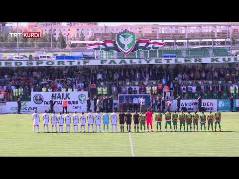 MAÇ ÖZETİ | AMEDSPOR 1-0 Kastamonuspor