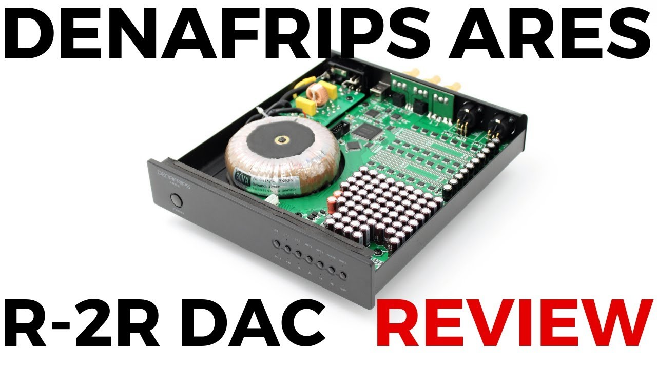 Denafrips Ares DAC Review – Your digital turntable