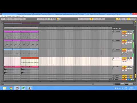 Alexander Technique & Disco Killah Feat. Luca Masinsky - Skyscraper (Laidback Luke Remix) [Remake]