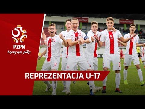 U-17: Bramki z meczu Polska - Luksemburg