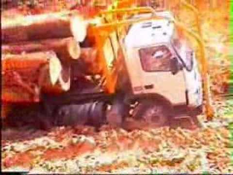 Volvo Fh Logging Truck Fm 10 Youtube