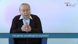 Este acceptabil concubinajul in crestinism?