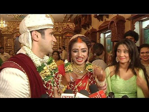 YRKKH Actress Parul Chauhan's WEDDING Ceremony With Naira Complete Video HD