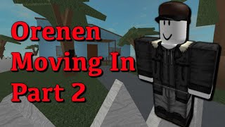 Roblox Orenen's Moving In Part 2: Revisiter le jeu