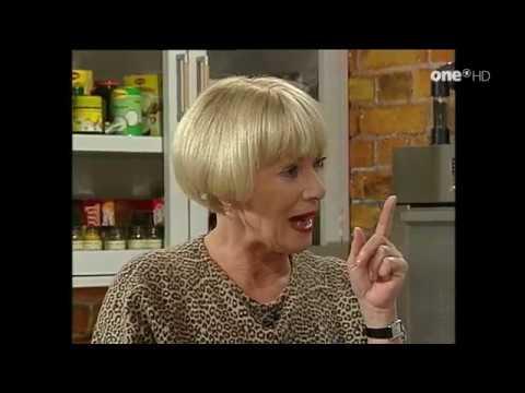 alfredissimo  Kochen mit Bio und Anita Kupsch:Leber & Mangoldsüppchen