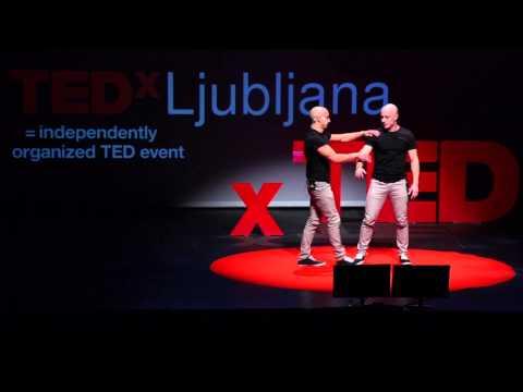 Zaupanje in življenje brez meja | Filip Krzisnik in Blaz Slanic | TEDxLjubljana