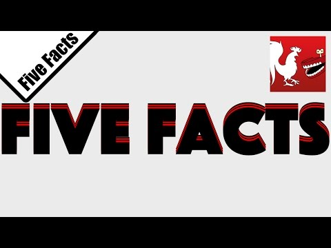 Five Facts - Five Facts | Rooster Teeth