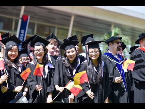 Graduation Ceremony 2018 - Session 1 (SGS campus) | RMIT Vietnam