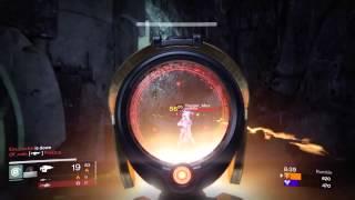 Destiny - vex mythoclast rumble gameplay