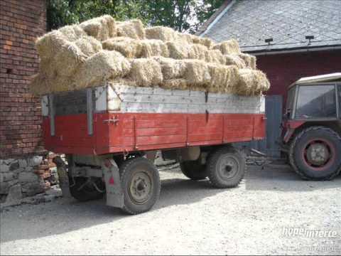 Franta traktor