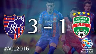 FC TOKYO vs BECAMEX BINH DUONG: AFC Champions League 2016 (Group Stage)
