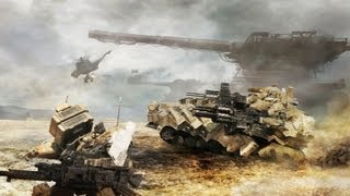 CGRundertow ARMORED CORE V for Xbox 360 Video Game Review