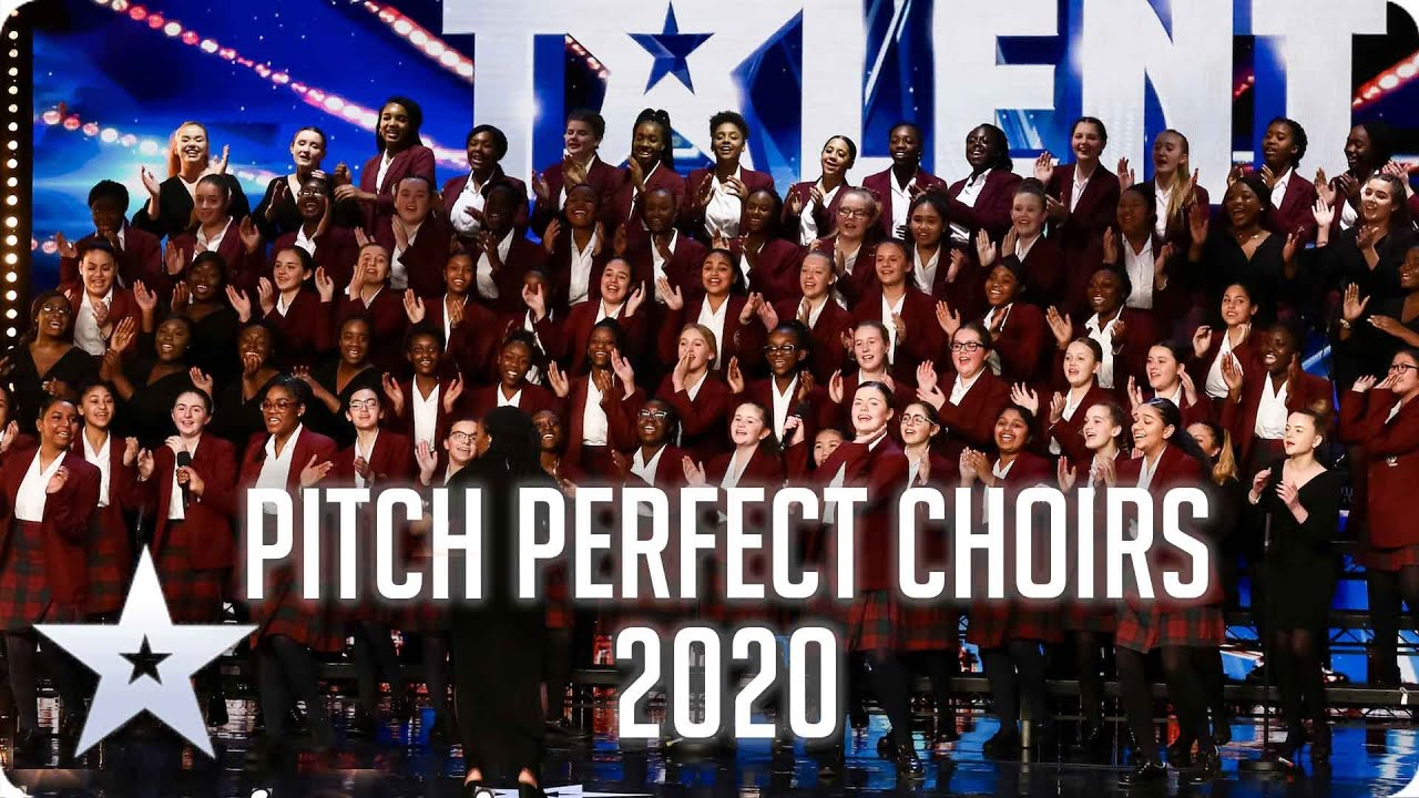 Pitch PERFECT Choirs | BGT 2020