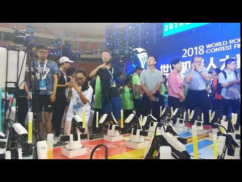 Robobcom2018, Wuhan, China, Russian Team, Novosibirsk, Technoprom2018