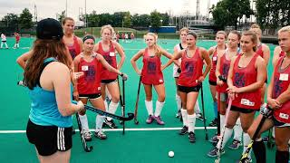 GRYPHON - Field Hockey Camps - USA Road Trip 2017 - EP 2.1