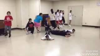 """身長150cm体重100kgが""""ふじ子ダンサーズ""""と踊ってみました(○^o^○)"""