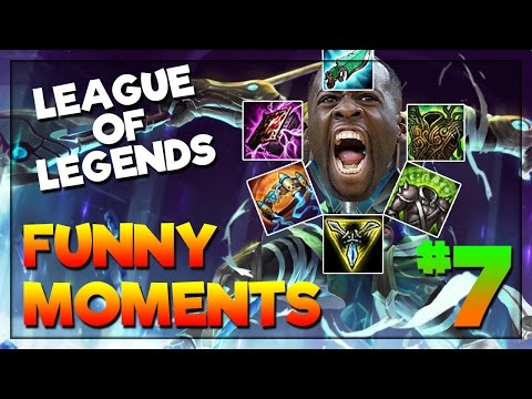 LEAGUE OF LEGENDS FUNNY MOMENTS | HYBRID TANK NASUS! | NBA AND MEMES | W/ FRSH