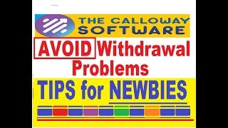 ™Callwoay-Software 1st WITHDRAWAL 💳(TIPS for NEWBIES) 🏧
