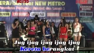 Download Mp3 Om New Metro - Kereta Malam -  New Metro All Star  Karaoke