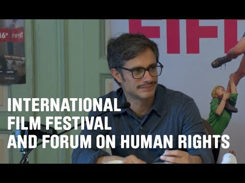 Conférence de presse // Gael Garcia Bernal • #fifdh18 • vo