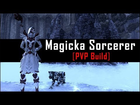 Eso Sorcerer Pvp Build Murkmire