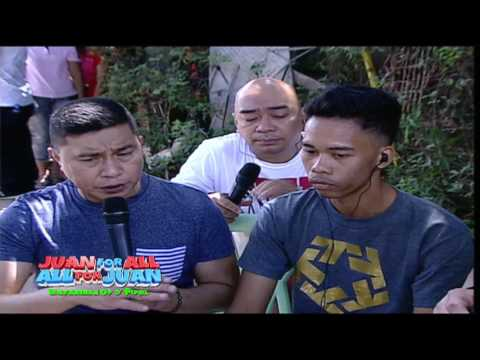 Juan For All, All For Juan Sugod Bahay | February 24, 2017