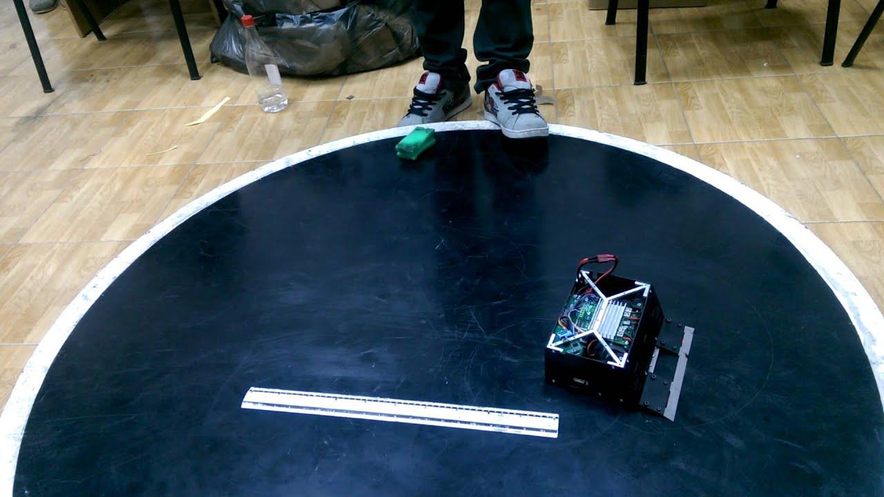 Wolf Sumo Robot By Team Flex 2014 Jsumo