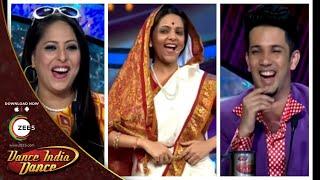 FUNNY! Sugandha Mishra Mimics Lata Mangeshkar - DID L'il Masters Season 3