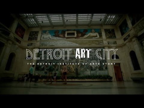 Detroit Art City: The Detroit Institute of Arts Story [Documentary]